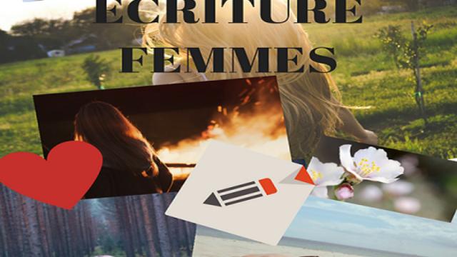 Atelier écriture FEMMES