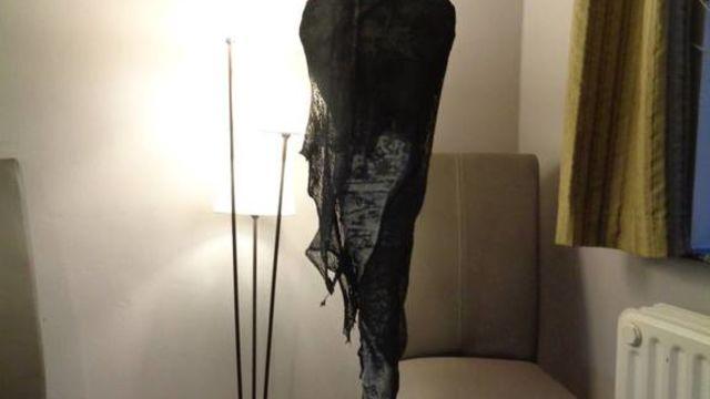 """Atelier Powertex : Création d'une statue """"effet pierre"""""""
