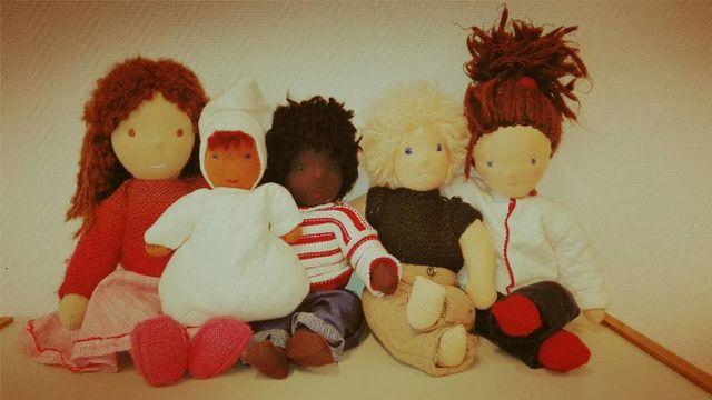 3 Ateliers : Création de poupées style Waldorf