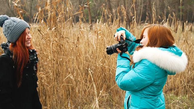 Formation, la photographie comme outil d'expression